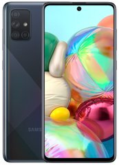 Смартфон Samsung Galaxy A71 6/128GB Black (SM-A715FZKUSEK)