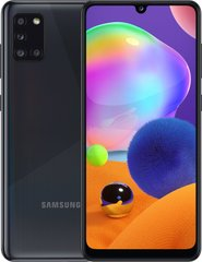 Смартфон Samsung Galaxy A31 4/64GB Prism Crush Black (SM-A315FZKUSEK)