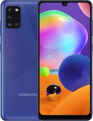Смартфон Samsung Galaxy A31 4/64GB Prism Crush Blue (SM-A315FZBUSEK)