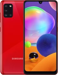 Смартфон Samsung Galaxy A31 4/64GB Prism Crush Red (SM-A315FZRUSEK)