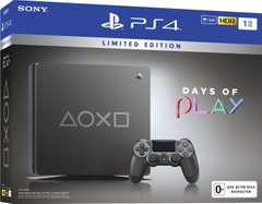 Ігрова консоль Sony PS4 1Tb Days Of Paly SE (CUH-2208B)
