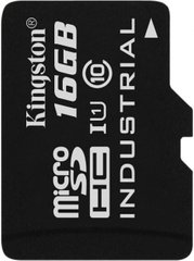 Карта пам'яті micro-SDHC Kingston 16 GB Class 10 + no adapter