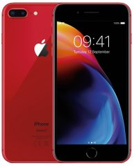 Смартфон Apple iPhone 8 Plus 256GB Product Red (MRT82)