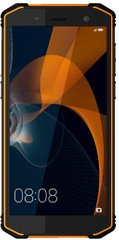 Смартфон Sigma mobile X-treme PQ36 Black-Orange