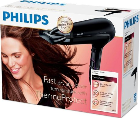 Фен Philips ThermoProtect HP8230/00