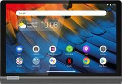 Планшет Lenovo Yoga Smart Tab (YT-X705F) LTE 4/64 Iron Grey (ZA530006UA)