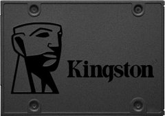 "Накопичувач Kingston SSDNow A400 120GB 2.5"" SATAIII TLC (SA400S37/120G)"