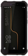 Cмартфон Sigma mobile X-treme PQ38 4/32GB Black