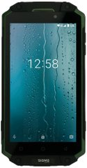 Cмартфон Sigma mobile X-treme PQ39 ULTRA 6/128GB Black-Green