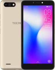 Смартфон Tecno Pop 2F (B1F) 1/16GB Champagne Gold