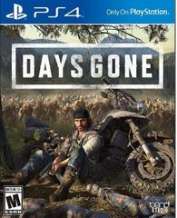 Ігра Games Software Days Gone [PS4, Russian version] Blu-ray диск