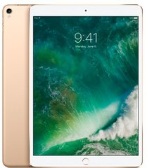 Планшет Apple iPad Pro 12.9 2017 Wi-Fi + Cellular 512GB Gold (MPLL2)