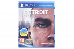 Ігра Games Software Detroit. Стати Людиною [PS4, Russian version] Blu-ray диск
