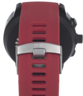 Смарт-годинник Ergo Sport GPS HR Watch S010 Red f9d496615baba