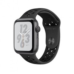 Смарт-годинник Apple Watch Nike+ Series 4 GPS 44mm Space Gray Aluminum Case with Anthracite/Black Nike Sport Band (MU6L2)