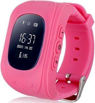 Дитячий смарт годинник Smart Baby Watch GW300 Pink f34fc4540355c
