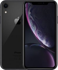 Смартфон Apple iPhone XR 128Gb Dual Sim Black (EuroMobi)