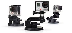 Кріплення GoPro Suction Cup Mount 2 (AUCMT-302)