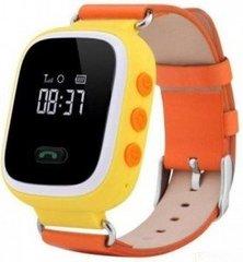 Дитячий смарт годинник Smart Watch GPS GW900 (Q60) Orange e051502d1a83b