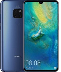 Смартфон Huawei Mate 20 DS 4/128GB Midnight Blue (EuroMobi)