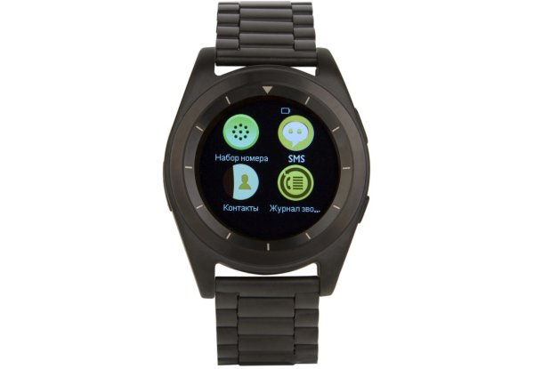 Смарт-годинник ATRIX Smart watch D05 black d44c25739407a