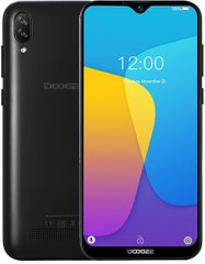 Смартфон Doogee X90 1/16GB Black