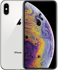 Смартфон Apple iPhone XS 512Gb A2097 Silver (MT9M2)