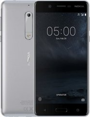 Смартфон Nokia 5 DS Silver