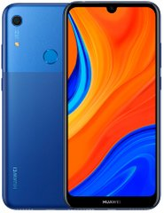 Смартфон Huawei Y6s 3/32GB Orhid Blue (51094WBU) + Huawei Color Band A2 AW61 Black