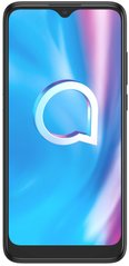 Смартфон Alcatel 1SE (5030D) 3/32GB Dual SIM Power Gray (5030D-2AALUA2)