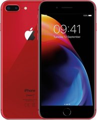 Смартфон Apple iPhone 8 Plus 64GB Product Red (MRT72)