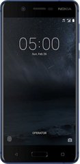 Смартфон Nokia 5 Tempered Blue DS