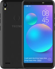 Смартфон Tecno POP 1s (F4) Midnight Black