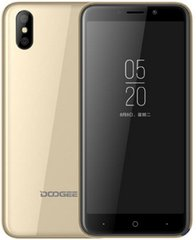 Смартфон DOOGEE X50L 1/16GB Gold