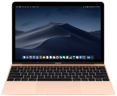 "Ноутбук Apple Macbook 12"" 256Gb Gold (MRQN2)"