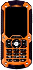 Мобільний телефон Sigma mobile X-treme IT67m Black-Orange