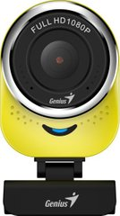 Веб-камера GENIUS QCam 6000 Full HD Yellow