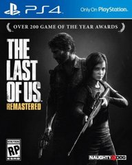 Ігра Games Software The Last of Us: Оновлена версія [PS4, Russian version]
