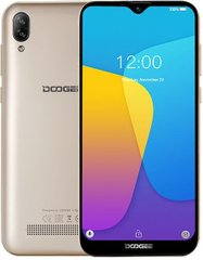 Смартфон Doogee X90 1/16GB Gold