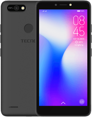 Смартфон Tecno Pop 2F (B1F) 1/16GB Midnight Black