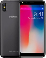 Смартфон DOOGEE X53 1/16GB Black
