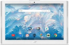 Планшет Acer Iconia One 10 B3-A42 LTE White (NT.LETEE.001)