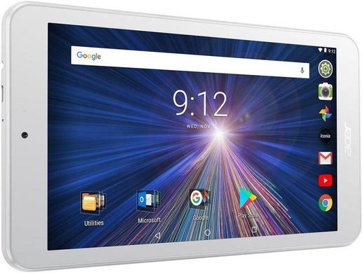 Планшет Acer Iconia One 8 B1-870 White (NT.LEREE.004)
