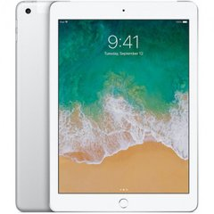Планшет Apple iPad Wi-Fi + Cellular 128GB Silver (MR732RK/A)