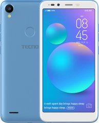 Смартфон Tecno POP 1s pro (F4 pro) City Blue