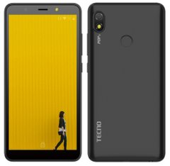 Смартфон Tecno POP 3 (BB2) 1/16GB Dual SIM Sandstone Black