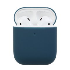 Чохол ArmorStandart Airpods 2 Ultrathin Silicon case pacific green (in box)