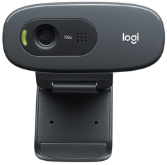 Веб-камера Logitech Webcam HD C270 Black
