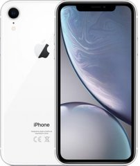 Смартфон Apple iPhone XR 128Gb Dual Sim White (EuroMobi)