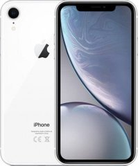 Смартфон Apple iPhone XR 256Gb Dual Sim White (EuroMobi)
